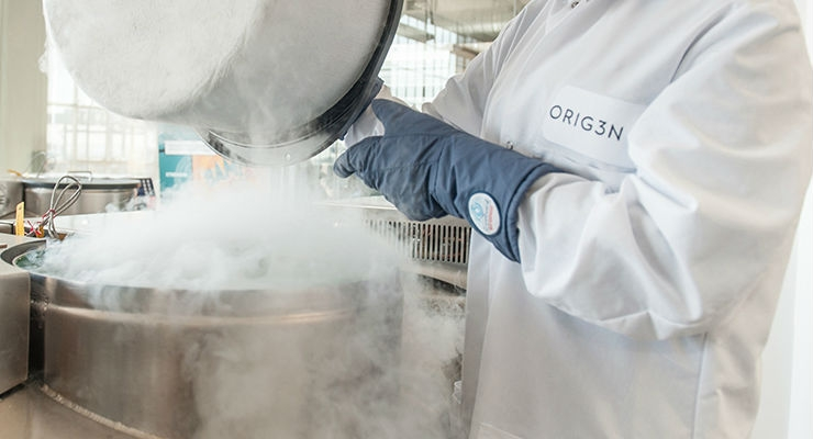 Orig3n Initiates Osteoarthritis Cartilage Regeneration as First Cell Therapy Program