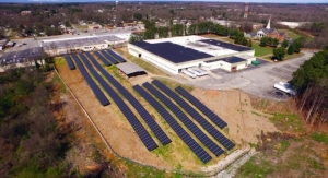Crown's Spartanburg, SC Plant to Add Solar Panels, Offset One-Third of Electricity Usage