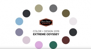 Dunn-Edwards Color + Design 2019: Extreme Odyssey