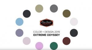 Dunn-Edwards Color + Design 2019: Extreme Odyssey
