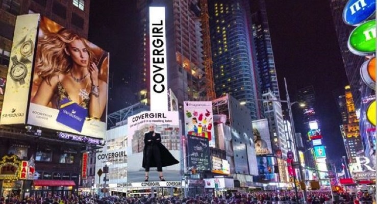 CoverGirl To Open NYC Flagship for Fall 2018