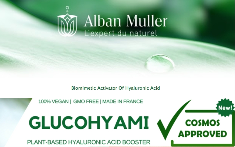 Alban Muller Launches Glucohyami