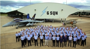 PPG Coatings Specified for EA-18G Jet Tails