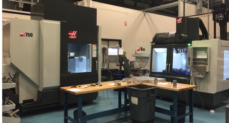 Two new machining centers located at Mack