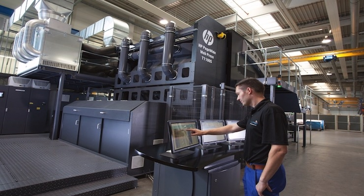HP Introduces One Package Workflow Suite to Empower HP PageWide Corrugated Converters