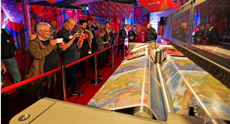 Agfa Graphics Rolls Out Red Carpet for Sign & Display Companies
