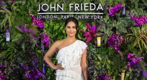John Frieda Promotes Mendes as Spokesperson