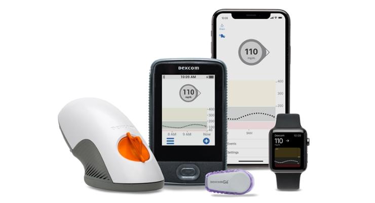 Dexcom G6 CGM System Wins CE Mark