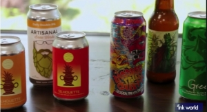 Ink World Video: Craft Beer Labels