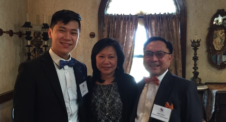 Joon Choo of Shamrock Technologies Receives 2018 MNYPIA Man of the Year