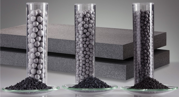 BASF Increases Neopor Production Capacity