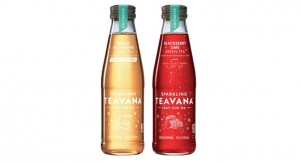 Teavana Launches Ready-to-Drink Sparkling Craft Iced Teas