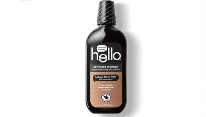 Hello Expands Activated Charcoal To Mouthwash