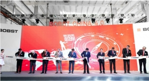Five Machines Sold at Bobst (Changzhou) Co., Ltd. Grand Opening/Open House