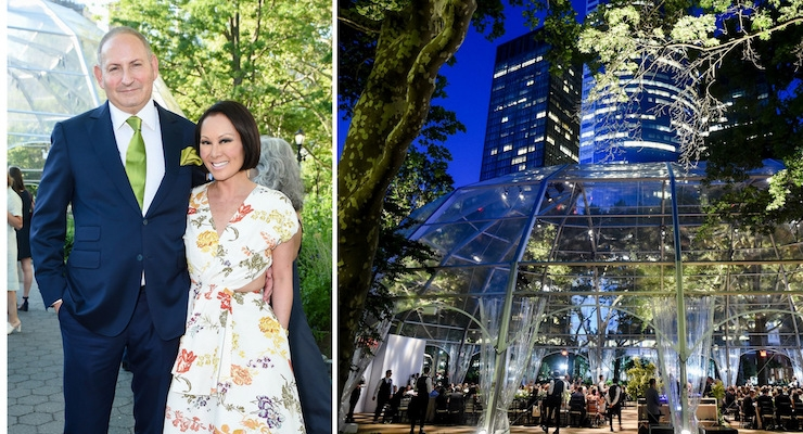 The Battery Conservancy Honors The Estée Lauder Companies