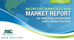 ChemQuest Launches 2017-2020 North American Market Report for Adhesives, Sealants