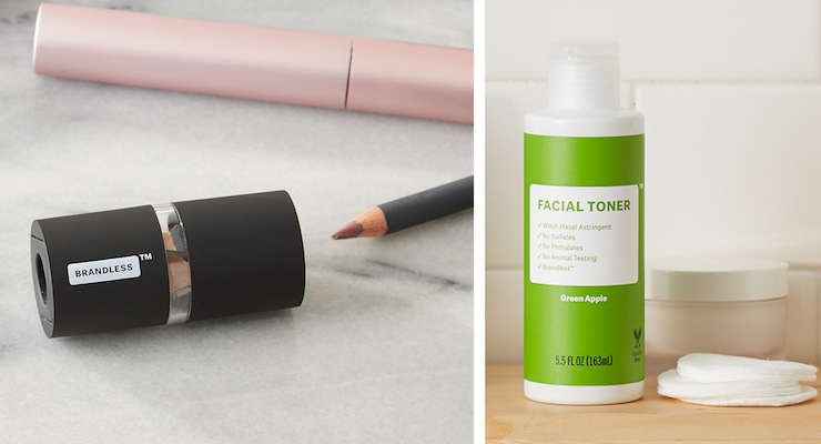 Brandless Expands Its Beauty Offerings