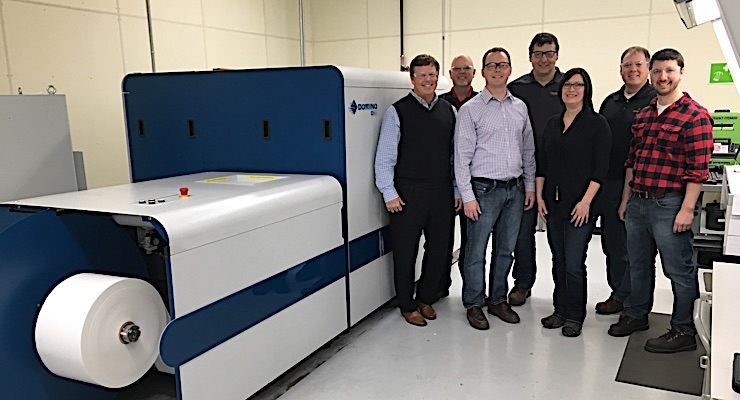 Domino drives development of growing inkjet market