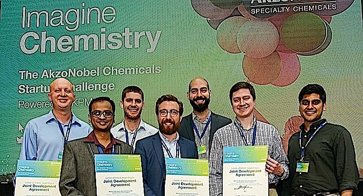 Here are the top winners of the 2018 Imagine Chemistry Competition.