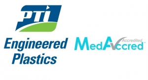 PTI Engineered Plastics Receives MedAccred Injection Molding Accreditation