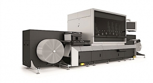 Xaar printhead drives new Canon digital press