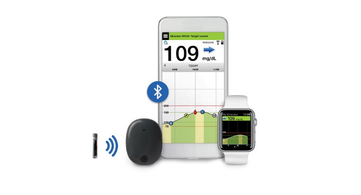 FDA Approves First Ever CGM System with Implanted Sensor and Mobile App