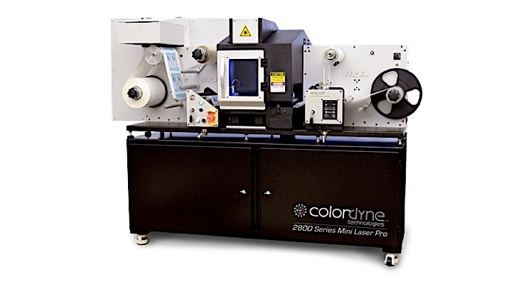 Arrow Systems adds Colordyne