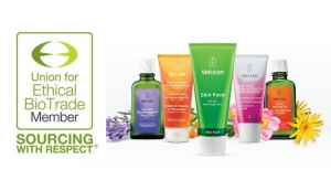 Weleda is Recognized for Sourcing with Respect, Receives First-Ever UEBT Certification