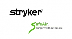 Stryker to Acquire Surgical Smoke Evacuation Firm SafeAir AG