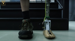 Smart Robotic Ankle Takes Fear Out of Rough Terrain, Stairs