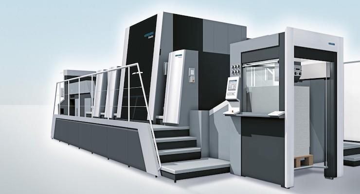 Pharmaceutical Packaging Company Rondo AG Installs Heidelberg Primefire 106