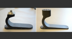 Low-Cost Prosthetic Foot Mimics Natural Walking