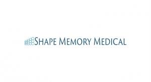 FDA OKs Shape Memory Medical