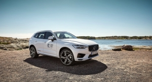 Volvo Aims for 25% Recycled Plastics in New Cars from 2025