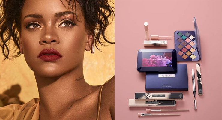 Fenty Beauty by Rihanna Moroccan Spice Collection to Launch