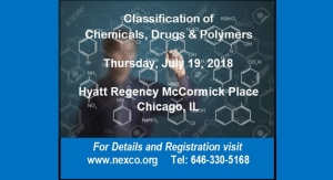 NEXCO to Hold Chemical Classification Seminar