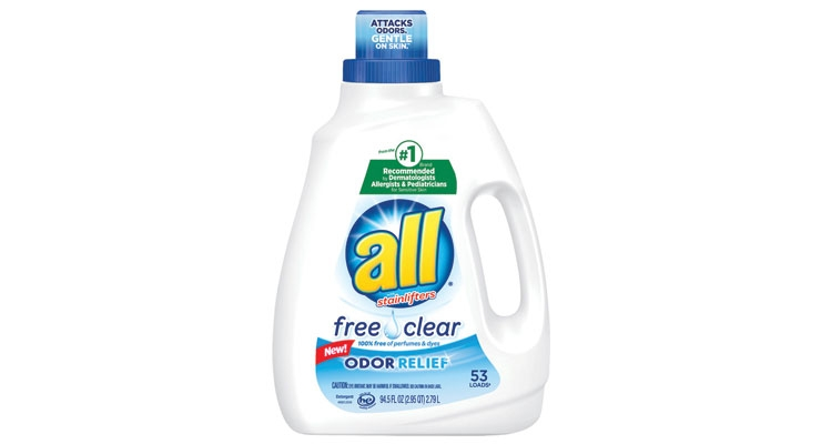 All Releases New Odor Relief Detergents - HAPPI