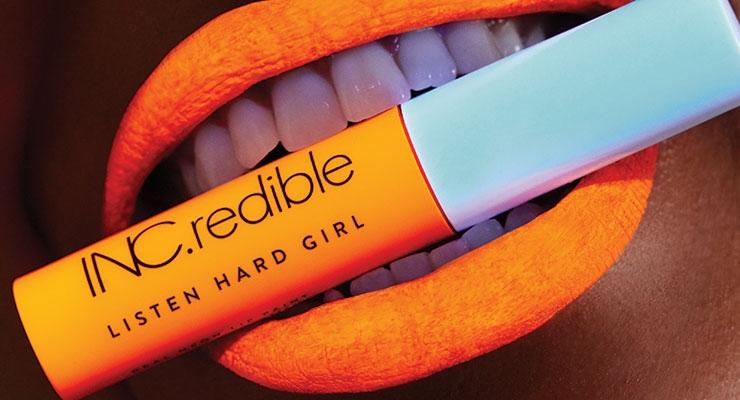 A Blacklight-Ready Neon Lip Paint