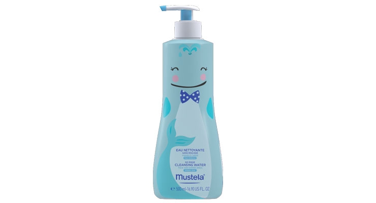 Mustela Revamps Bath & Body Products