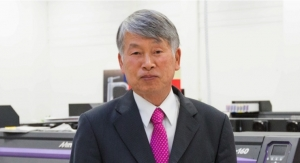 Sakae Sagane, Chairman of Mimaki Europe, Retires