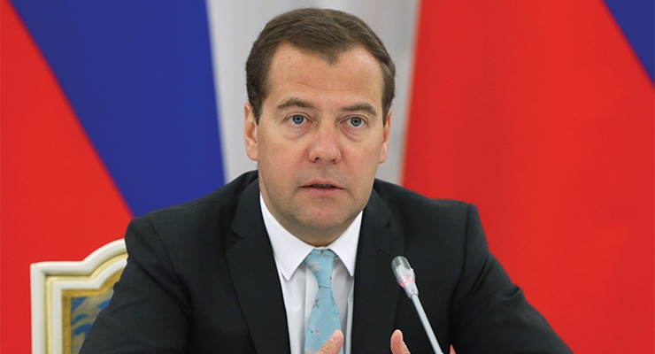 Russian Prime Minister starts war against the countrefeit products on the domestic market.