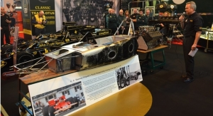 HMG Paints Used in Restoration of Formula 1 Lotus 72
