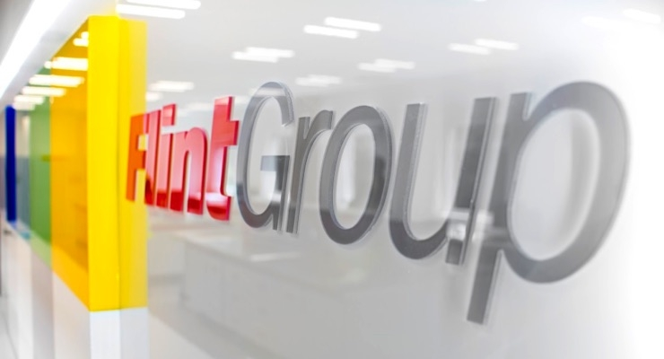 Flint Group to Increase Prices of Offset Energy Curable Inks and Coatings in North America