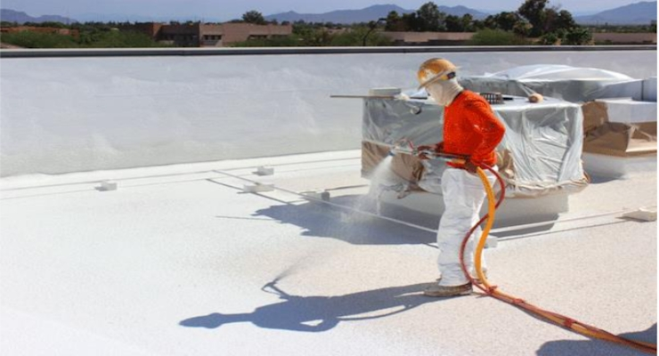 Cool Roof Coating – Increasing Concern Towards Energy Consumption, Carbon Emissions: Research