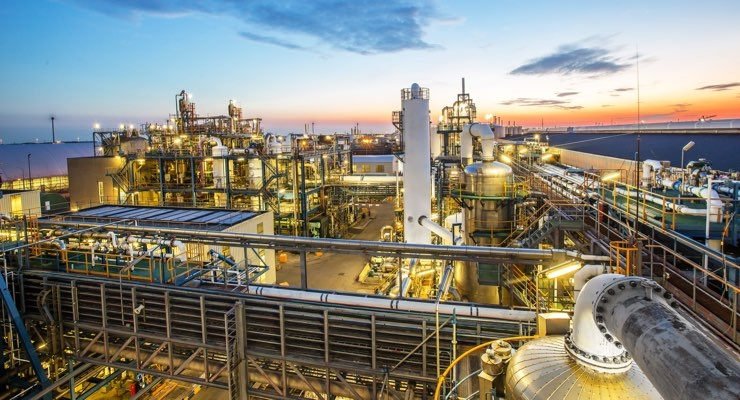 AkzoNobel Specialty Chemicals Upgrades Rotterdam Chlor-alkali Plant