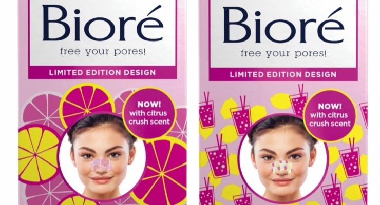 Citrus Scent New at Biore