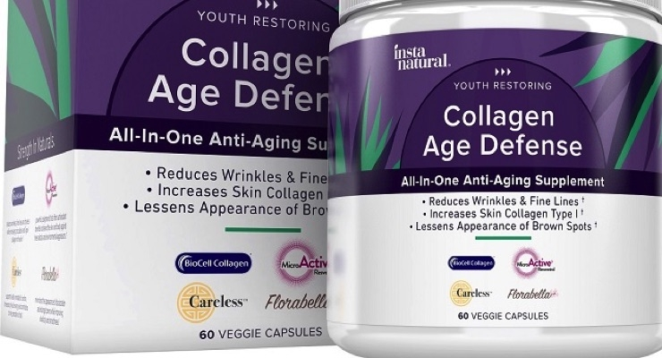 Collagen Capsules To Arrive at InstaNatural