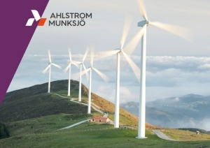 Ahlstrom-Munksjö Launches HighFlow Wind Energy