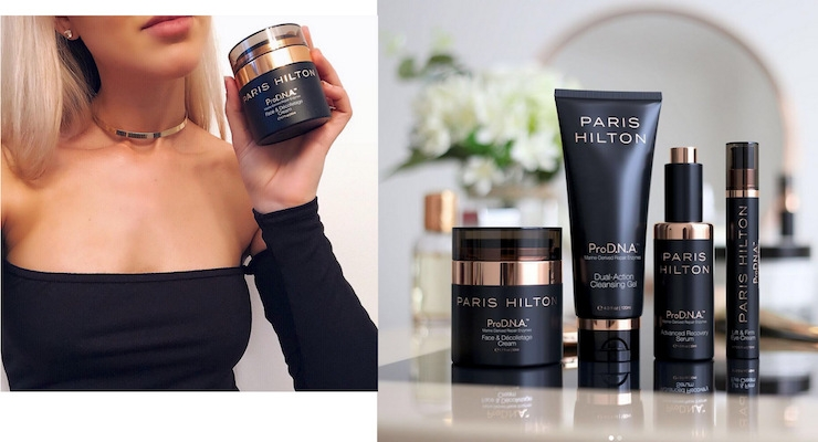 Paris Hilton Has A New Skincare Line