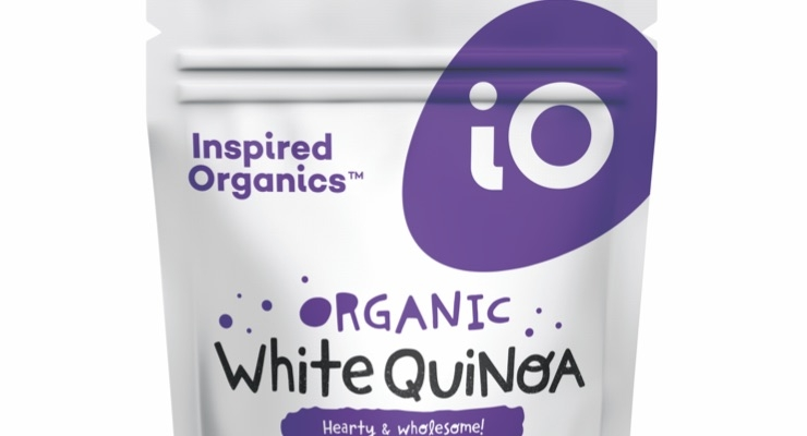 Organic food brand looks to boost sales with bright colors, playful fonts